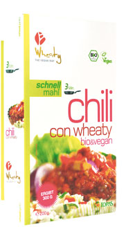 Chili con wheaty